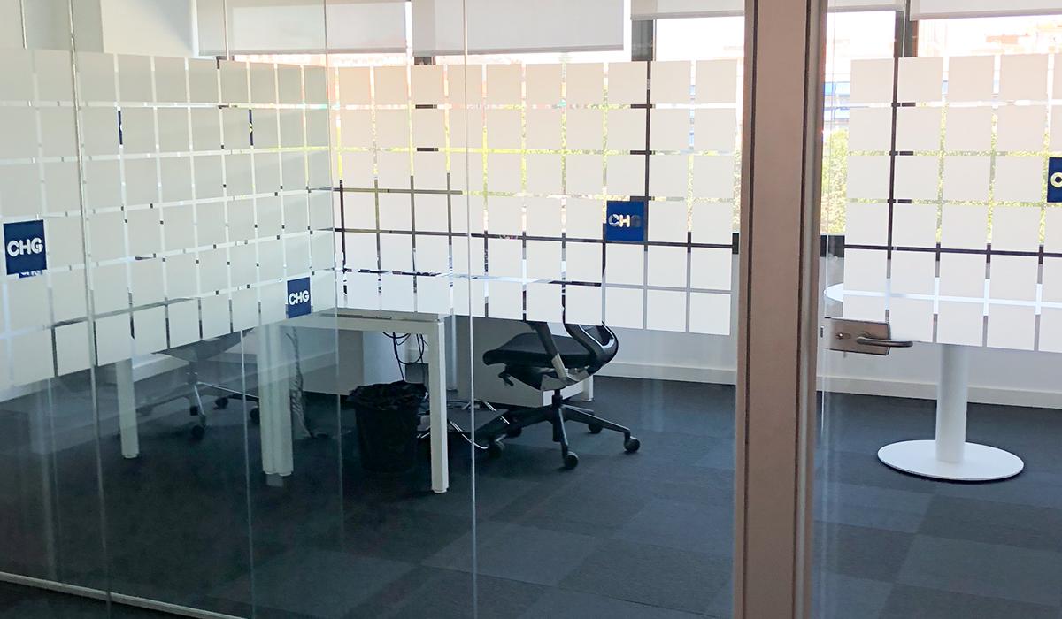 Mobiliario para oficinas CHG