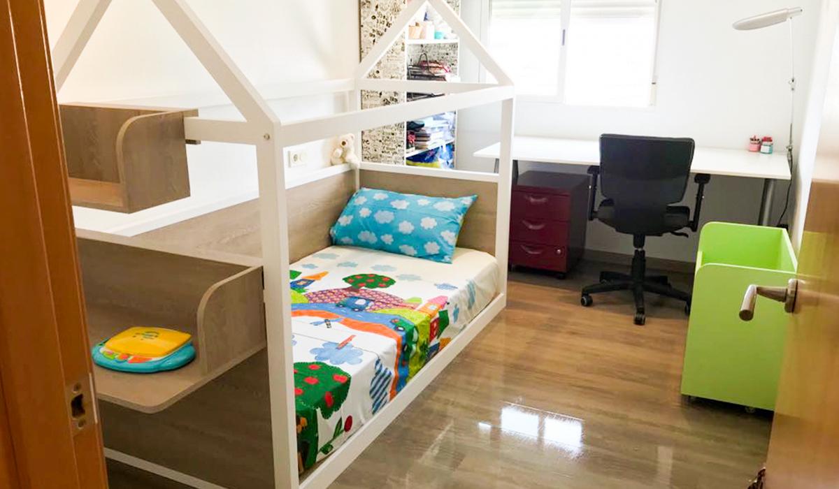 Mobiliario para el hogar - Cama casa