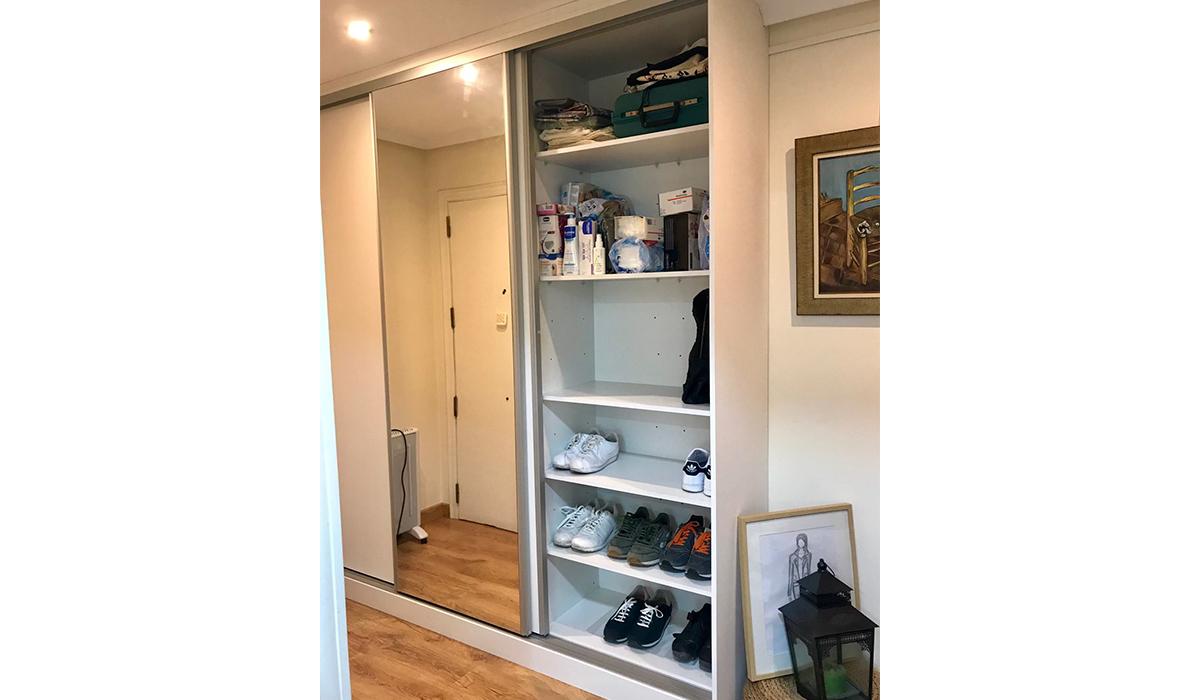 Armarios para particulares y el hogar