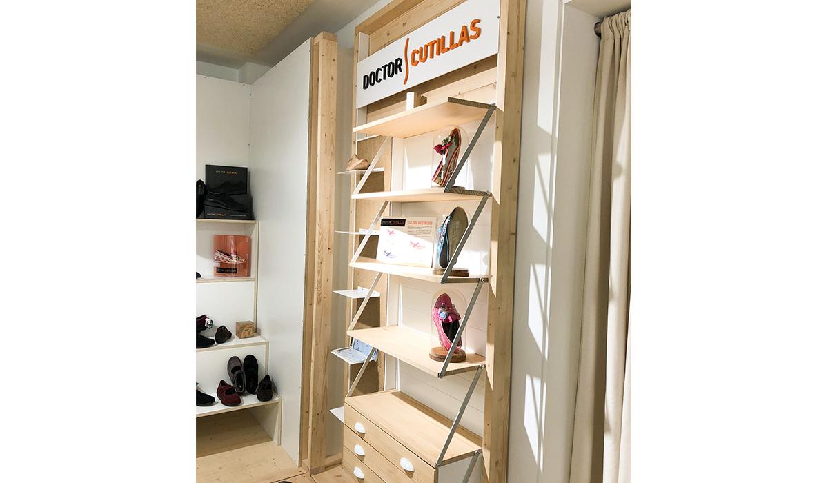 Mobiliario para comercios Doctor Cutillas