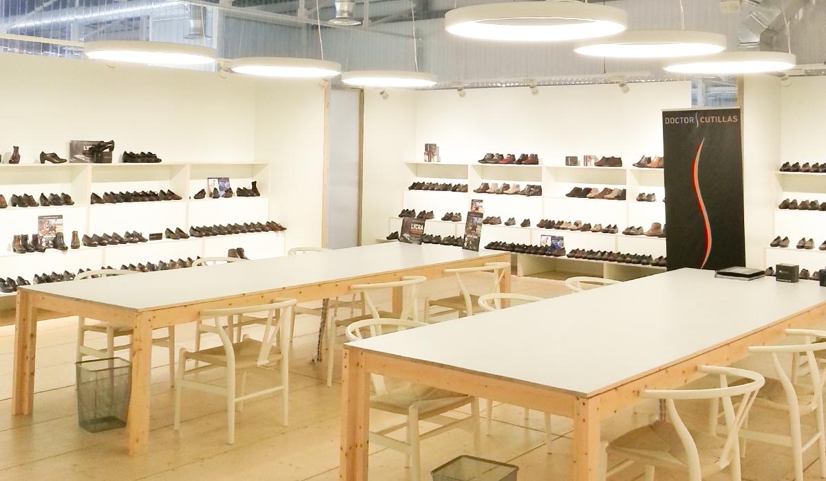Mobiliario para comercios y retail